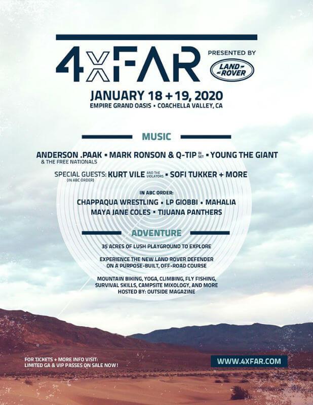 4xFAR Festival