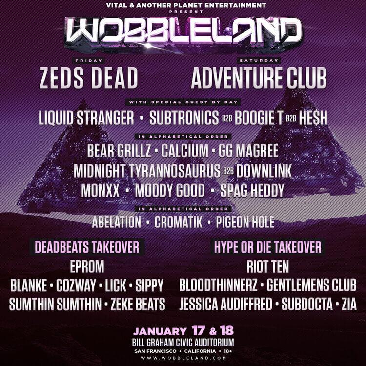 Wobbleland Festival
