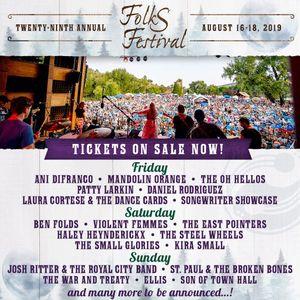 Folks Festival Lyons 2019