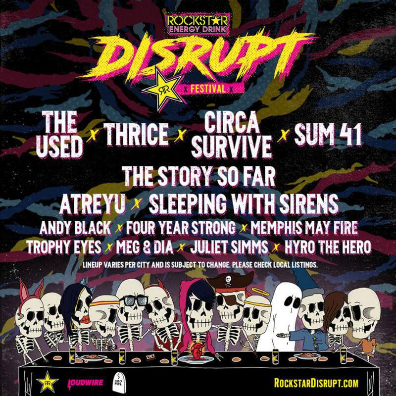 Disrupt Festival Charlotte 2019