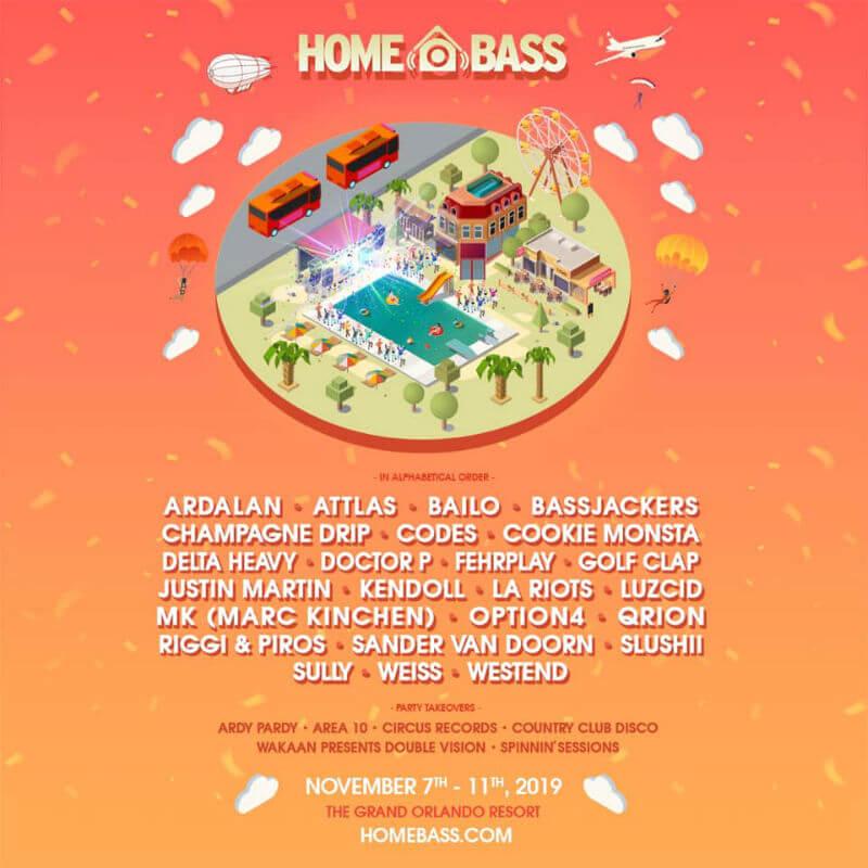 HomeBass Festival