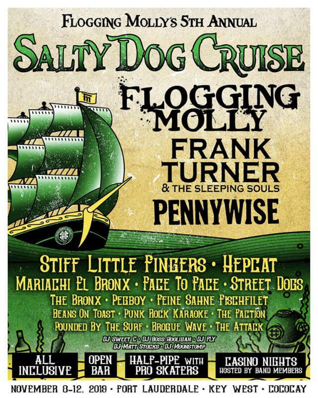 Salty Dog Cruise Festival