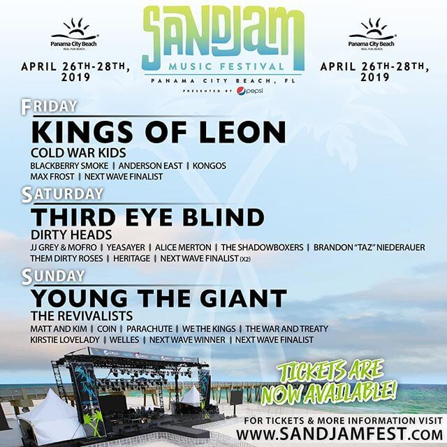 Sandjam Festival