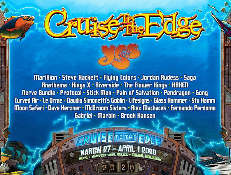 Cruise To The Edge Festival
