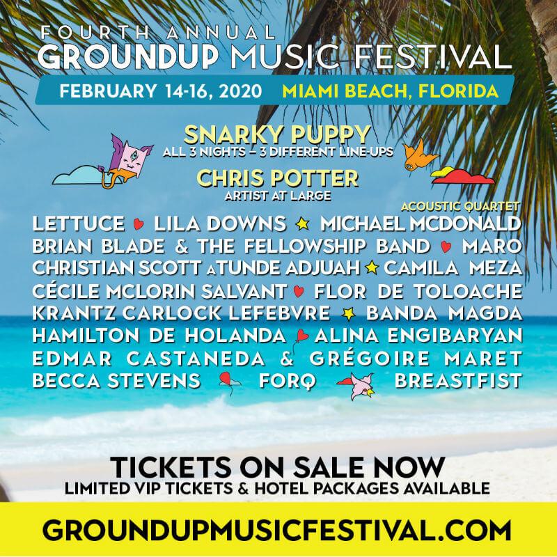 GroundUP Music Festival