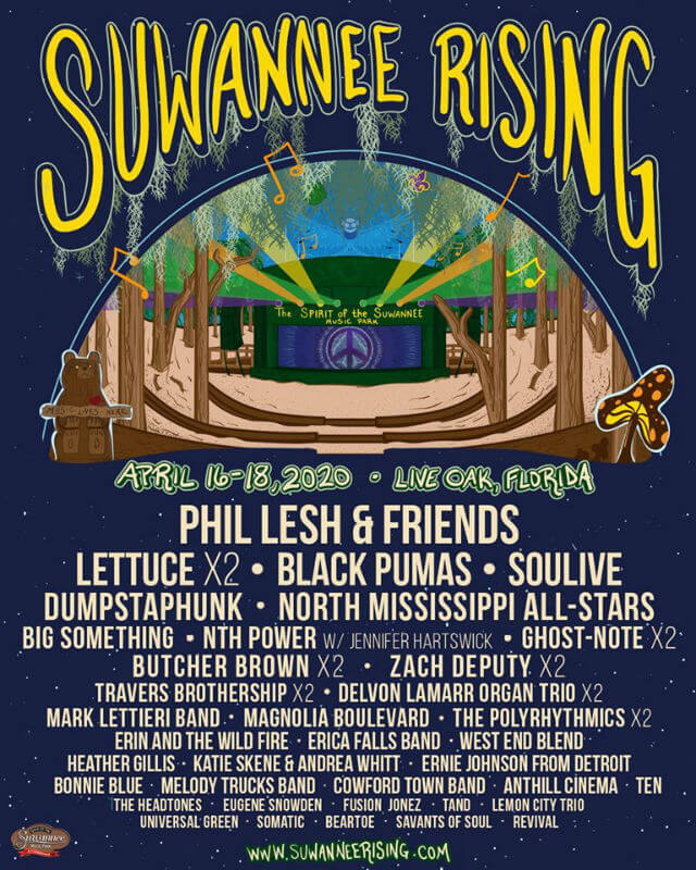 Suwannee Rising Festival