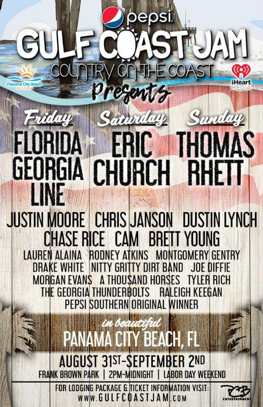 Gulf Coast Jam Festival
