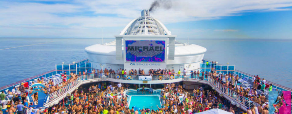 best festivals at sea