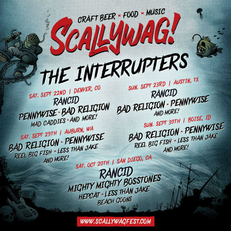 Scallywag Festival