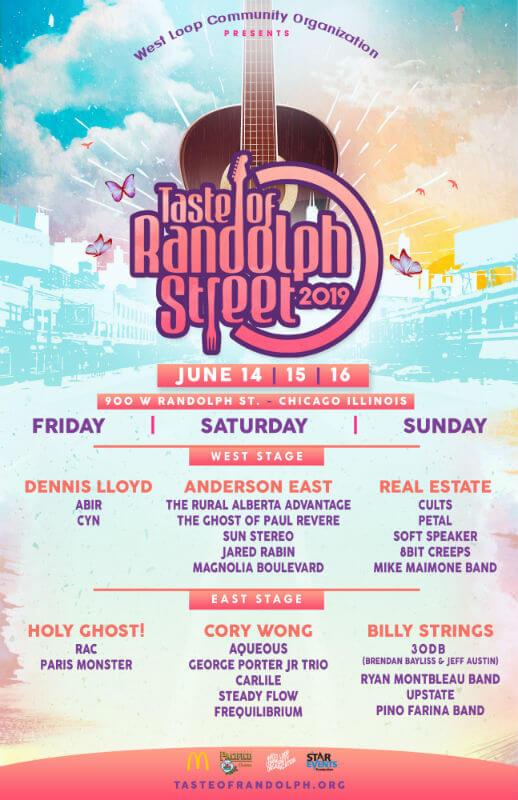 Taste of Randolph Street Festival