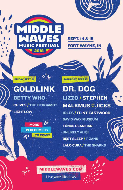 Middle Waves Music Festival