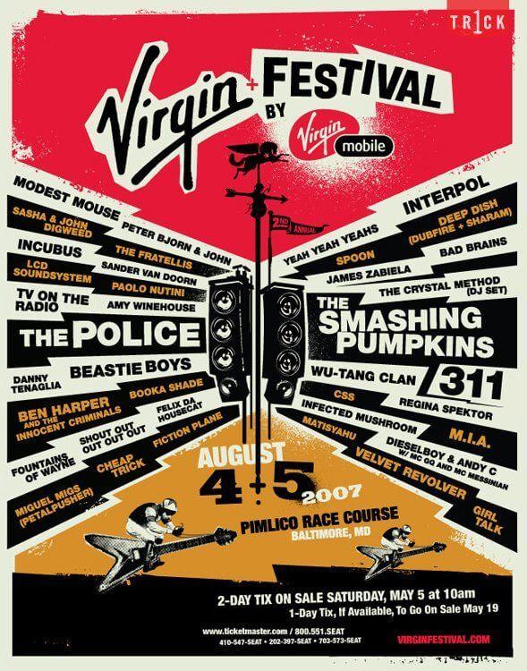 Virgin Festival 2007
