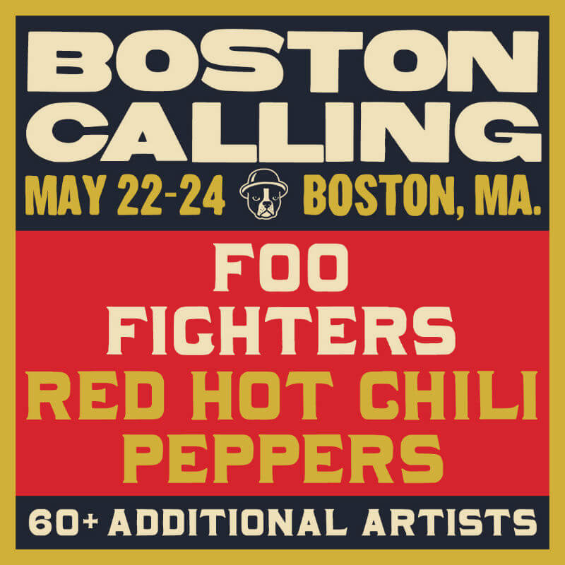 Boston Calling Festival 2020