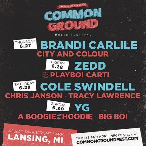 Common Ground Festival