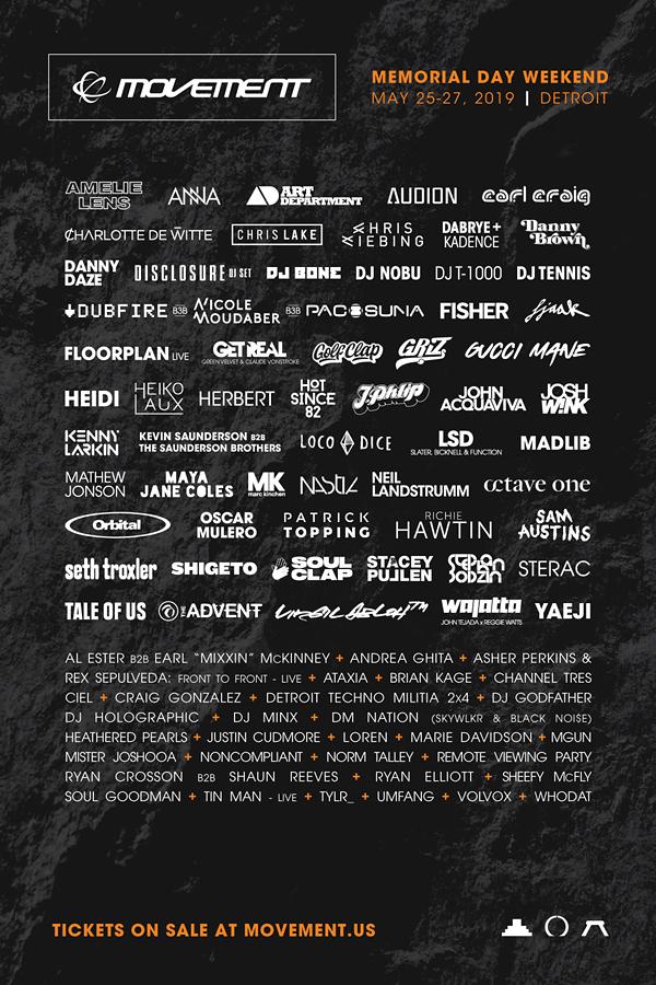 Movement Festival 2019