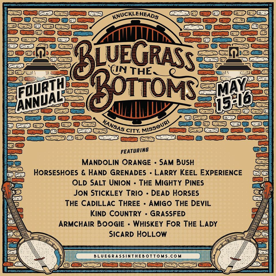 Bluegrass In The Bottoms Festival