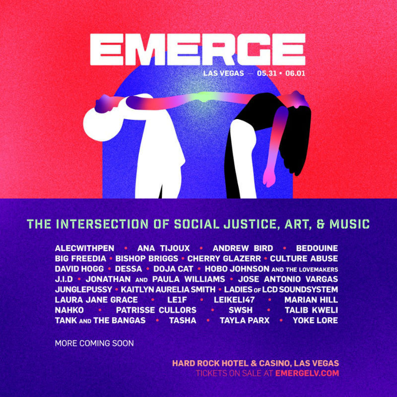 Emerge Impact Music Conference 2019
