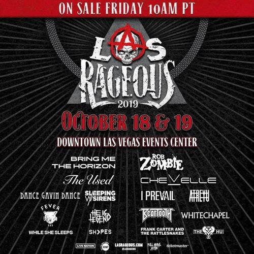 Las Rageous Music Festival