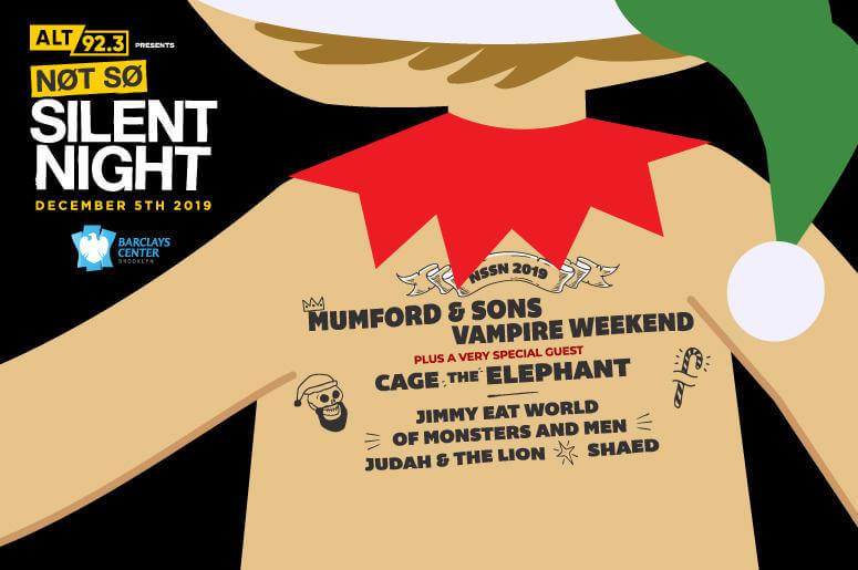 Not So Silent Night Festival