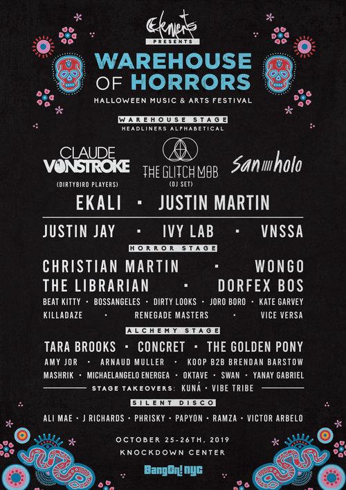 Warehouse Of Horrors Festival 2019