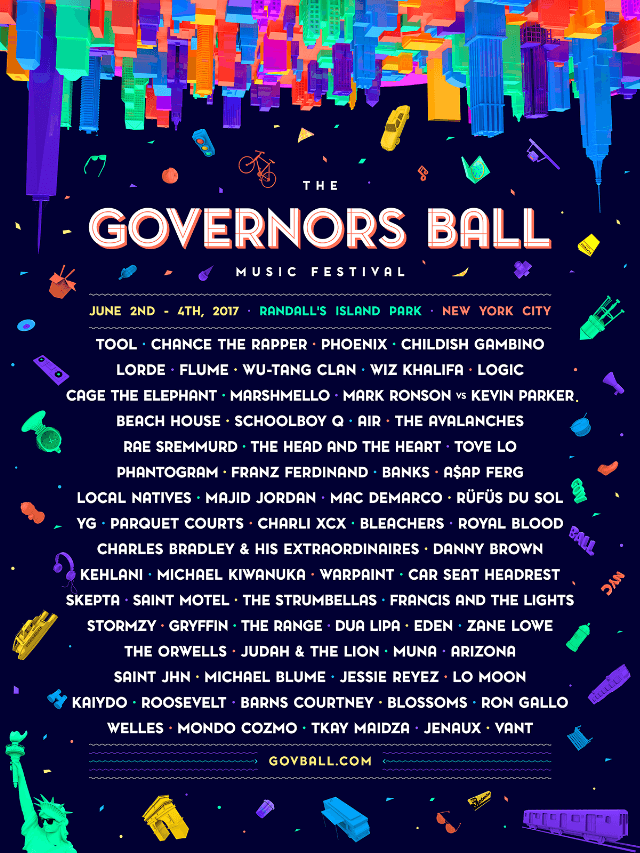 Governors Ball Festival