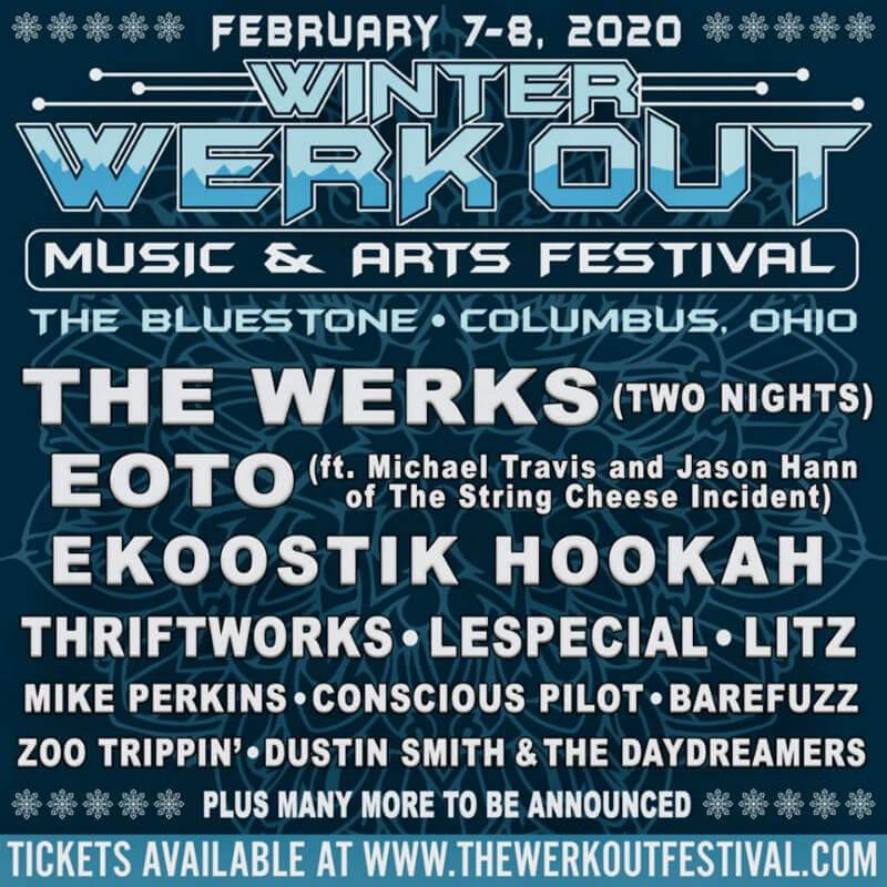 Winter Werk Out Festival