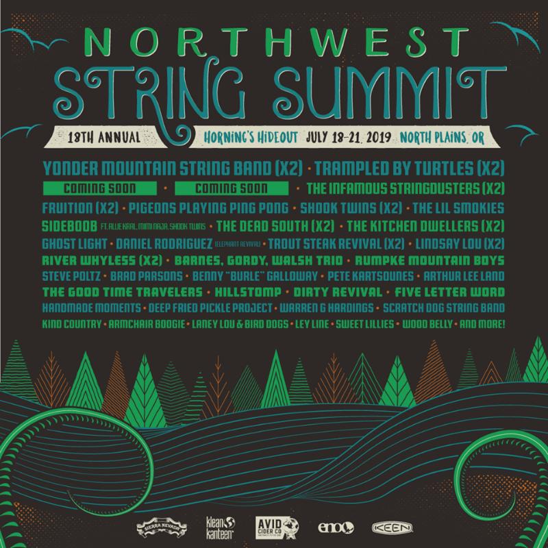 Northwest String Summit