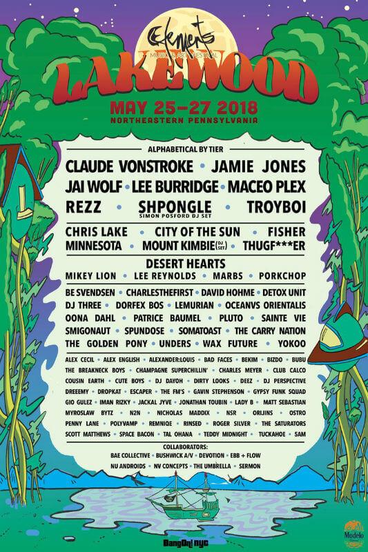 Elements Lakewood Festival 2018