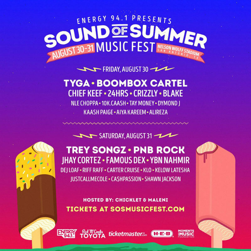 Sound of Summer Festival