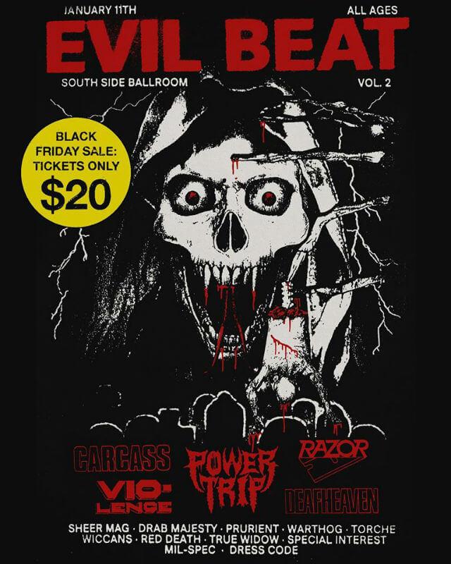 Evil Beat Festival