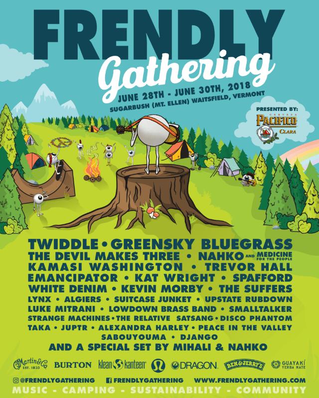 Frendly Gathering Festival 2018