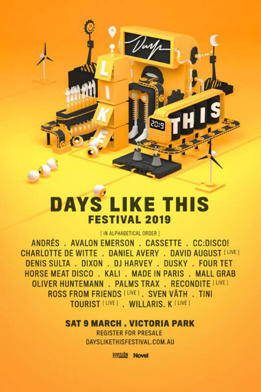 Days Like This Festival