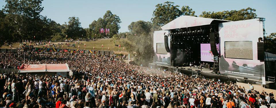 Splendour In The Grass Festival