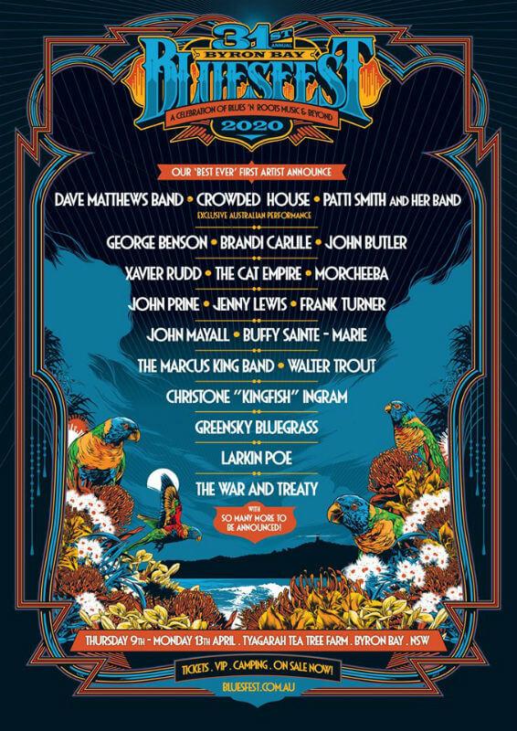 Byron Bay Bluesfest