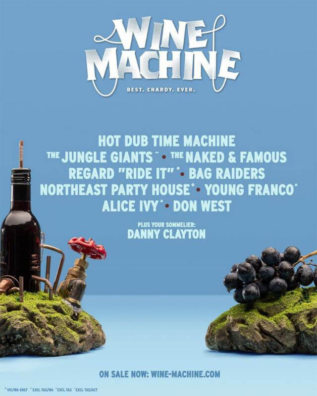 Wine Machine Festival