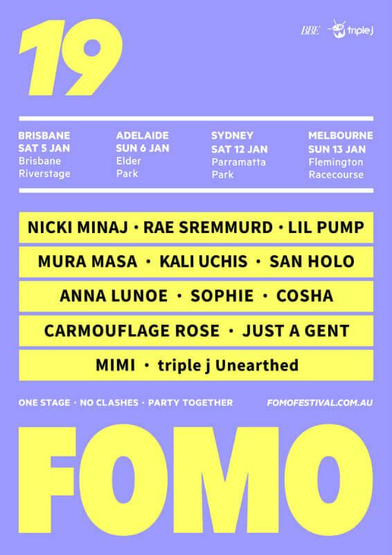 FOMO Festival 2019