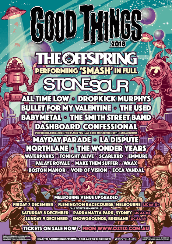 Good Things Festival 2018
