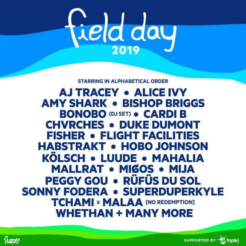 field day sydney