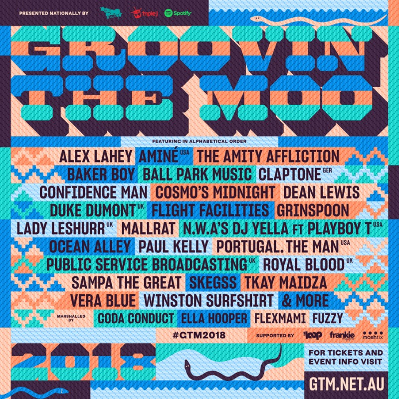 Groovin' The Moo
