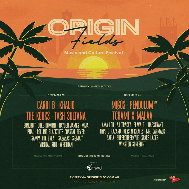 Origin Fields Festival