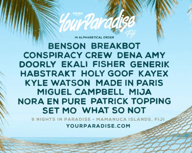 Your Paradise Festival