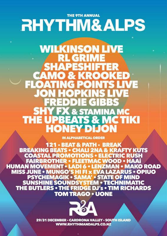 Rhythm & Alps Festival