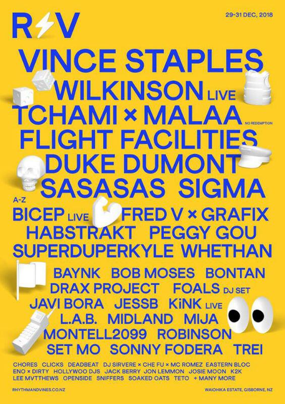 Rhythm And Vines Festival