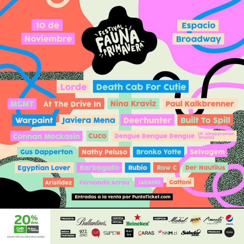 Festival Fauna Primavera