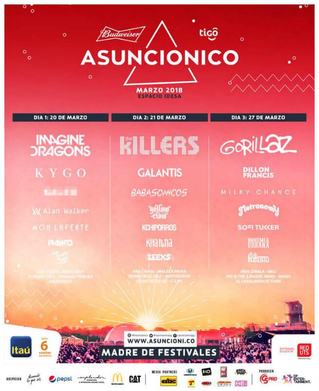 Festival Asuncionico
