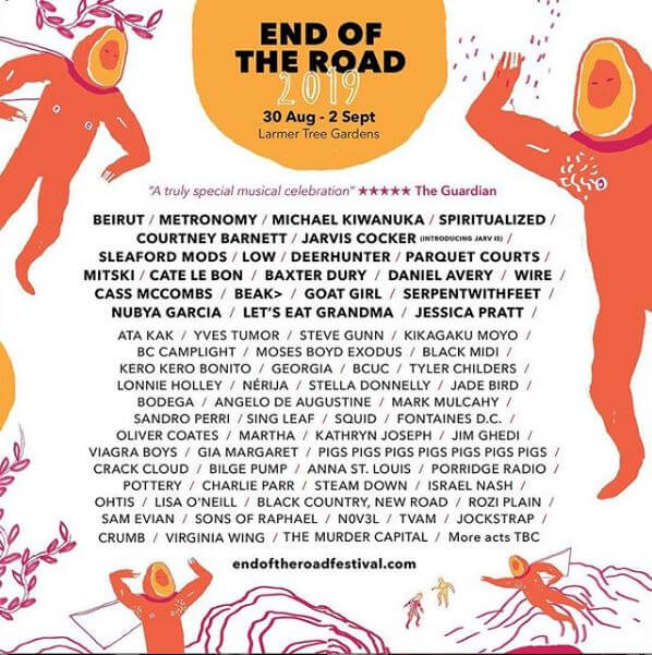 End of the Road Festival 2019