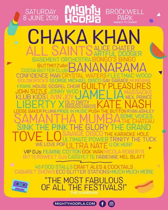 Mighty Hoopla Festival