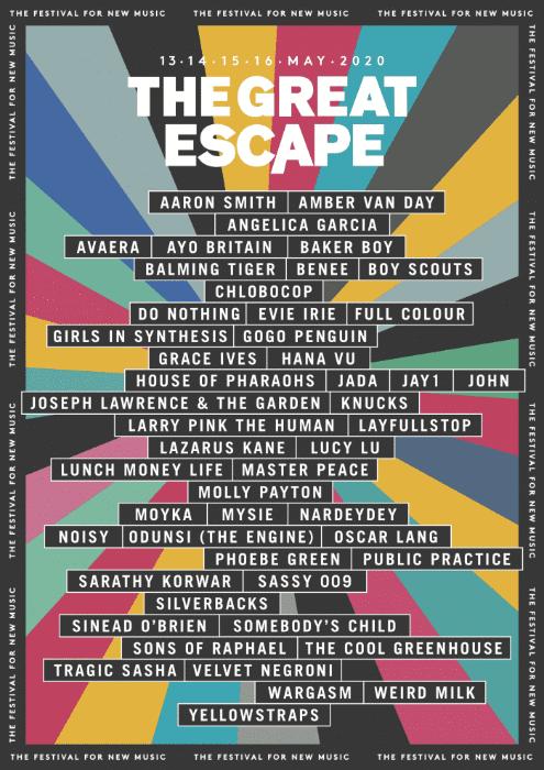 Great Escape Festival