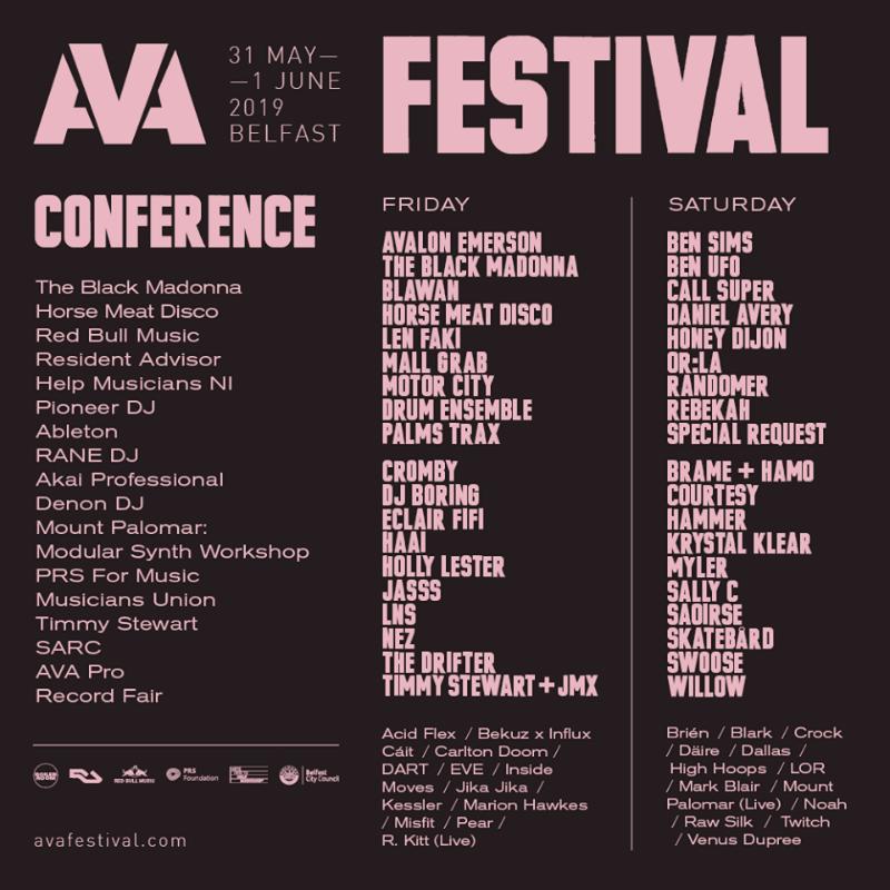 AVA Festival 2019
