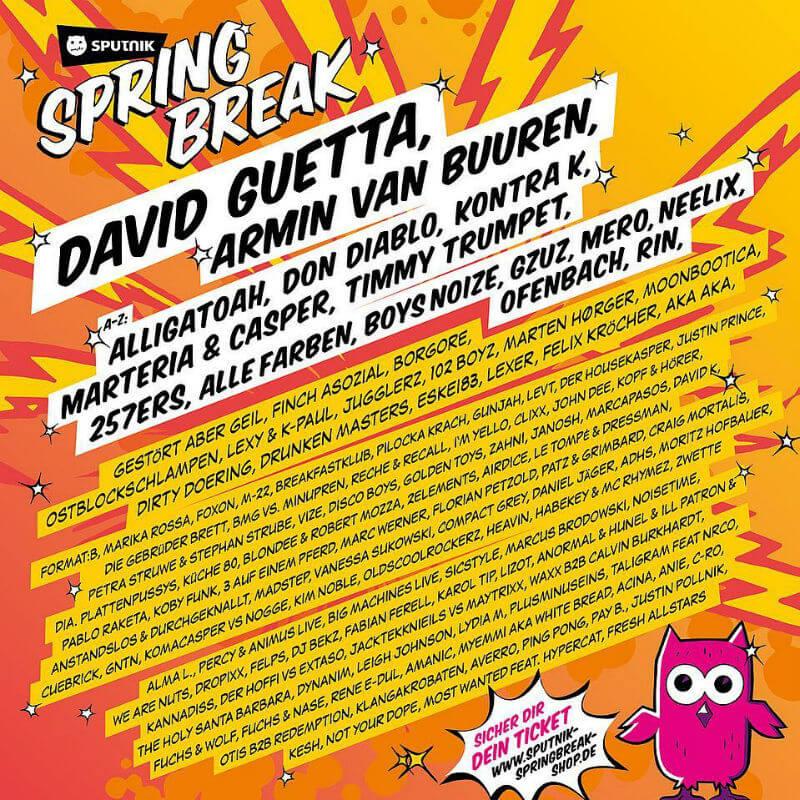 springbreak festival
